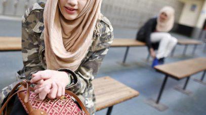 Отказавшая трогать мужчин мусульманка пошла на отчаянный шаг