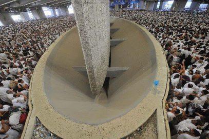 Что происходит с тоннами камней, которыми побивают Сатану во время хаджа (ВИДЕО)