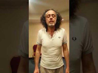 Иисус — пророк Аллаха. Трогательные кадры принятия ислама уругвайцем (ВИДЕО)