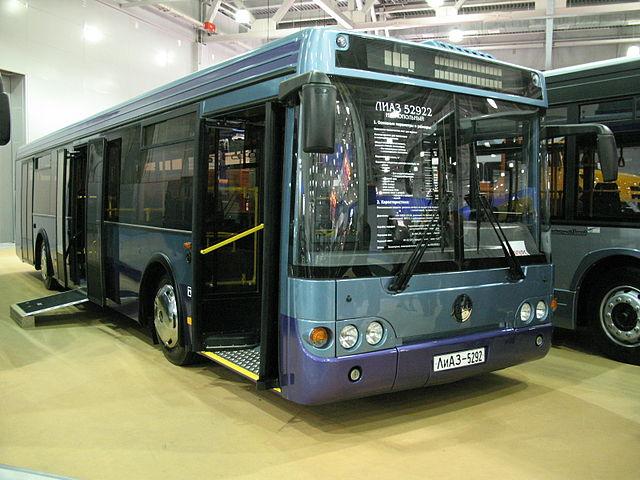Огромный выбор автозапчастей для автобусов ЛиАЗ и другого автотранспорта