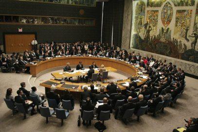 Совет безопасности ООН планирует экстренное заседание