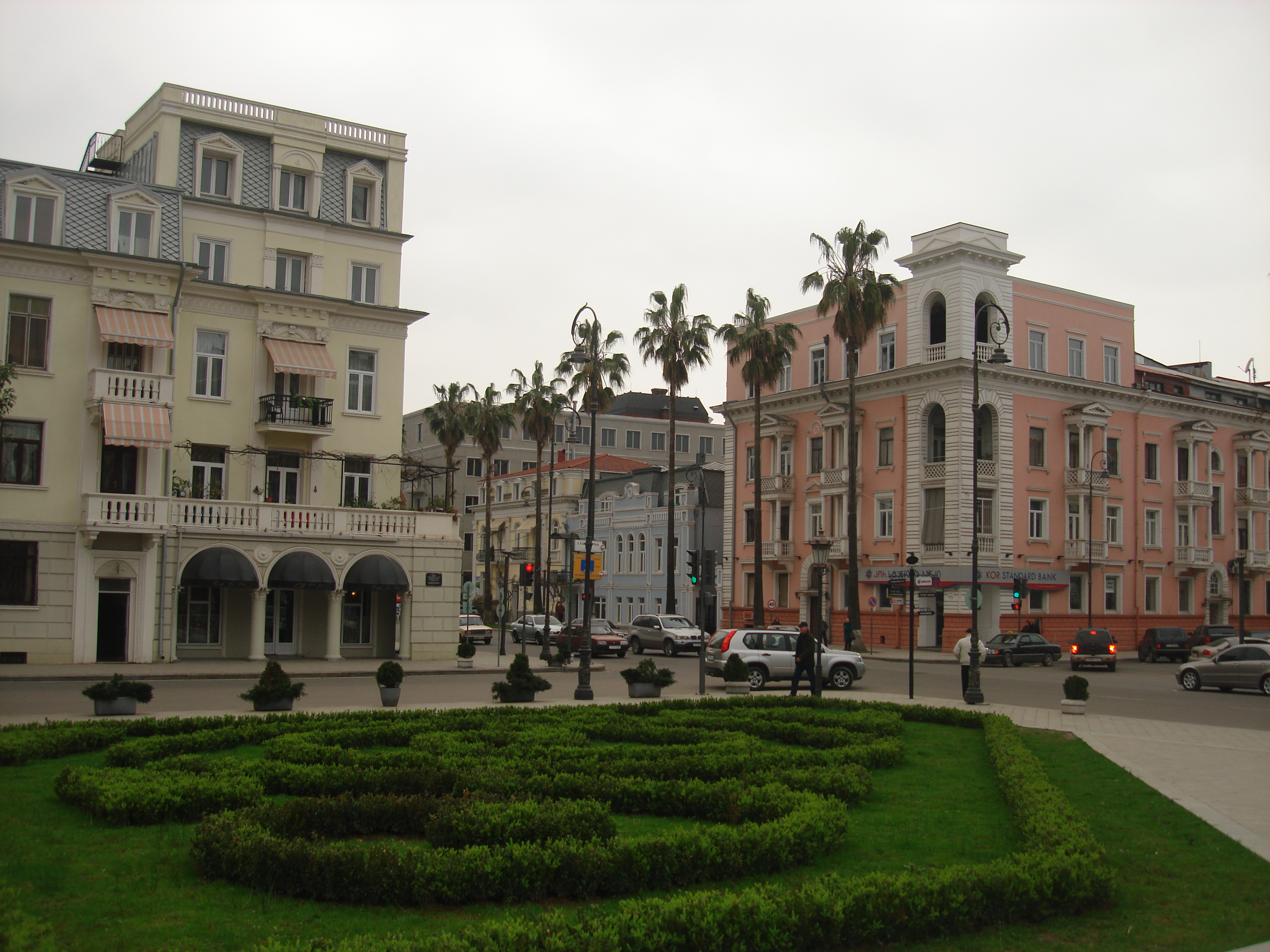 Батуми – центр грузинских курортов