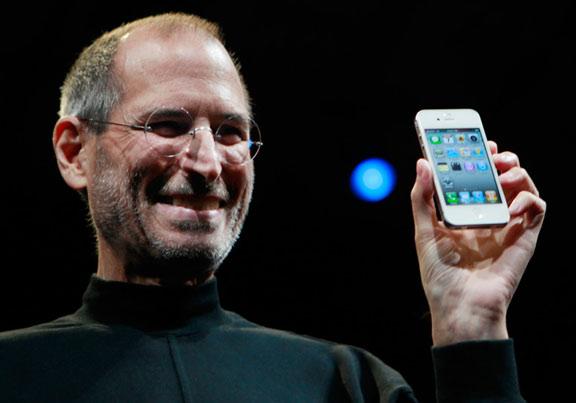 Стив Джобс стал иконой для миллионов любителей ِApple