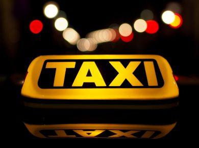 Быстрое передвижение по Киеву на такси