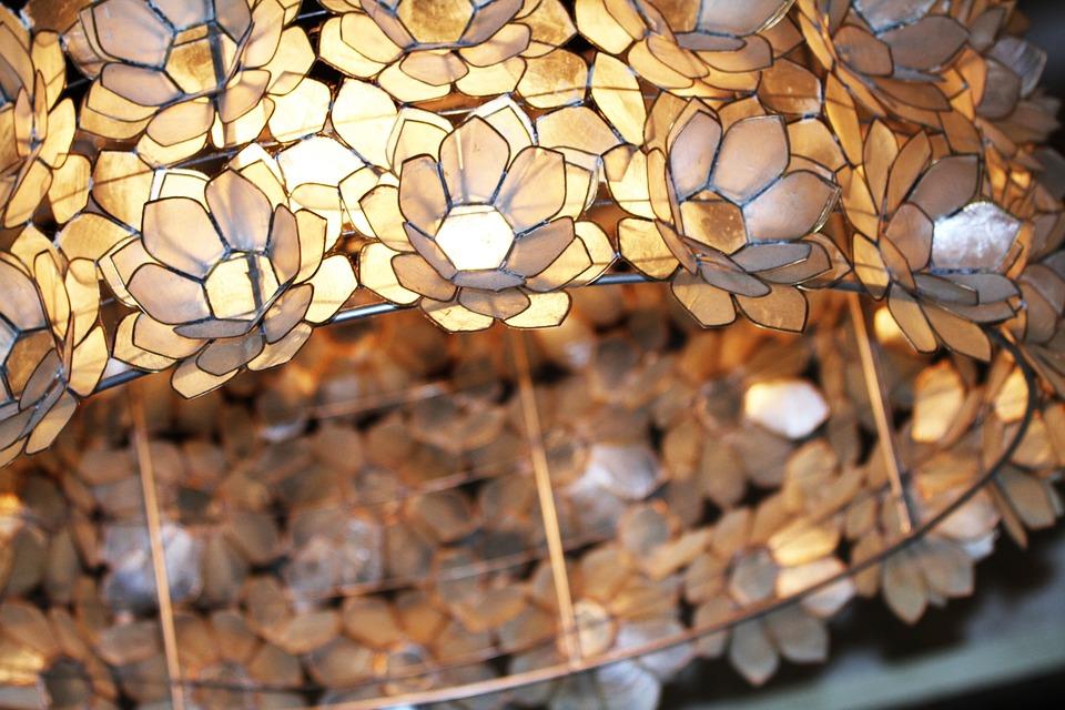 Потолочные люстры и способы планирования освещения