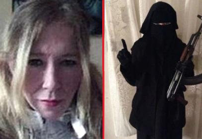 Свирепая вдова возглавила тайный «женский батальон» ИГИЛ