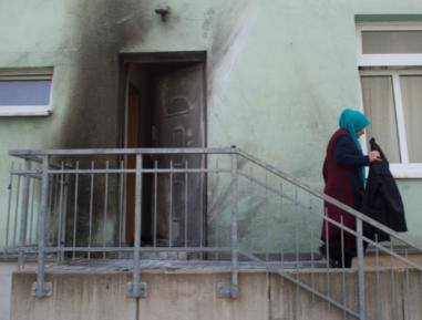 За терактом в мечети Дрездена стоят неонацисты