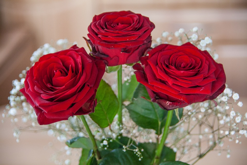 Букет цветов – лучший подарок любимой женщине