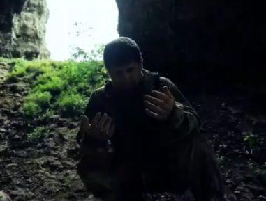 Кадыров поразил эффектным видео из пещеры