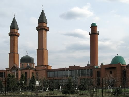 Мечеть в Отрадном