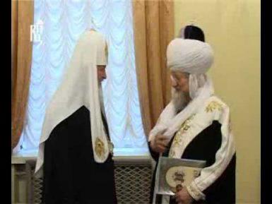 Верховный муфтий поддержал обращение патриарха