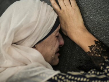 Десятки престарелых паломников предстали перед Аллахом в хадже