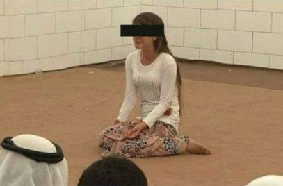 Секс-рабыни от ИГИЛ пользуются спросом у саудовцев