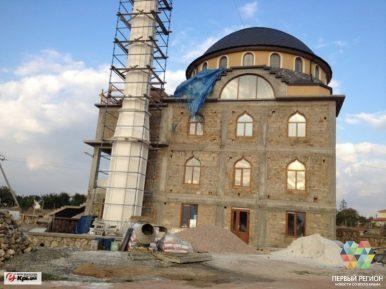 В Симферополе открывается мечеть 19 века