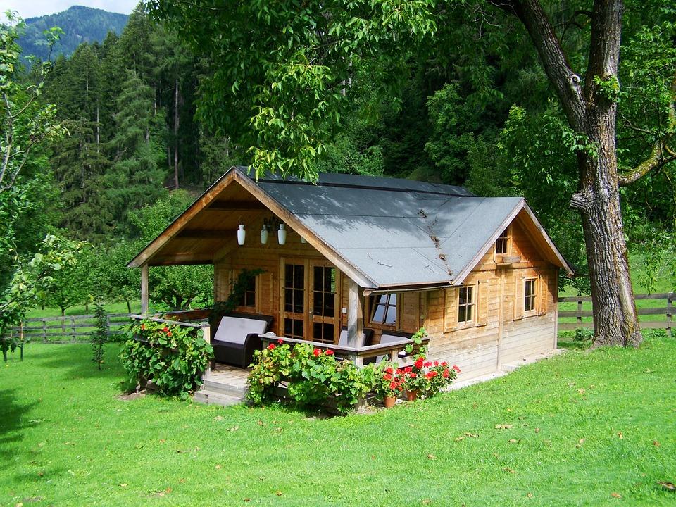 Теплые и экологичные деревянные дома