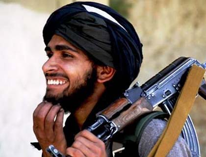 Боец «Талибана»