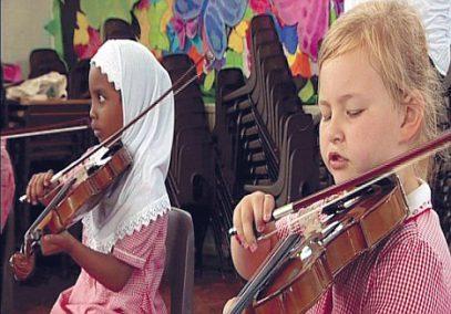 Уроки музыки в школе довели мусульманина до кипения