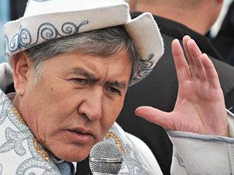 В Киргизии отреагировали на обещанные США теракты