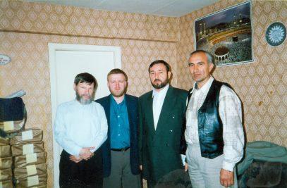 Воспоминание о мусульманском интеллигенте