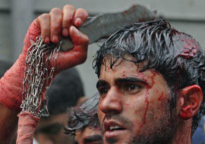 Мусульмане-шииты заменили сакральный мазохизм этим