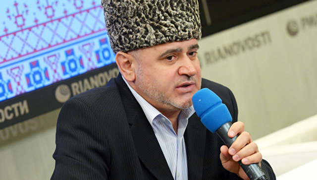 Шафиг Пшихачев. Фото: РИА Новости