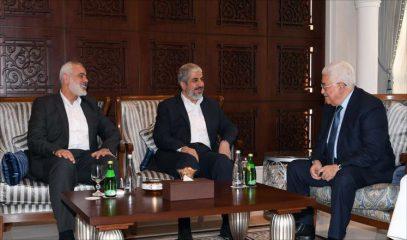 В Катаре прошла встреча палестинских лидеров