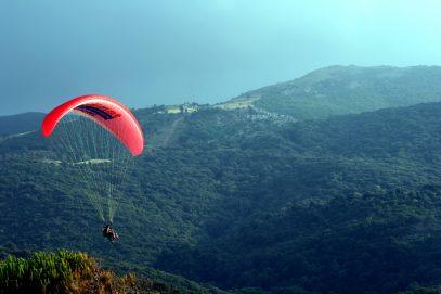 Незабываемые ощущения от прыжков с парашютом в «Skycenter DZ Пущино»