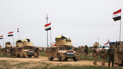 От  «халифата аль-Багдади» освобождено еще 13 населенных пунктов у Мосула