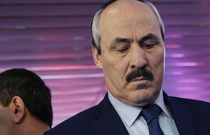 Абдулатипов взял наконтроль пропажу четверых граждан республики