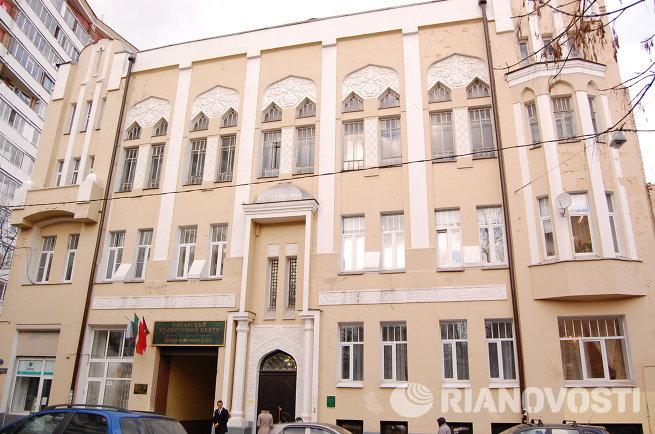 Здание Шамси Асадуллаева построено для мусульман Москвы