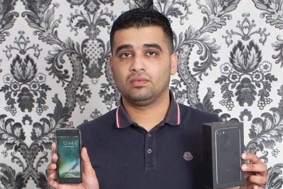 Apple требует отклиента обосновать, что оннеСаддам Хуссейн
