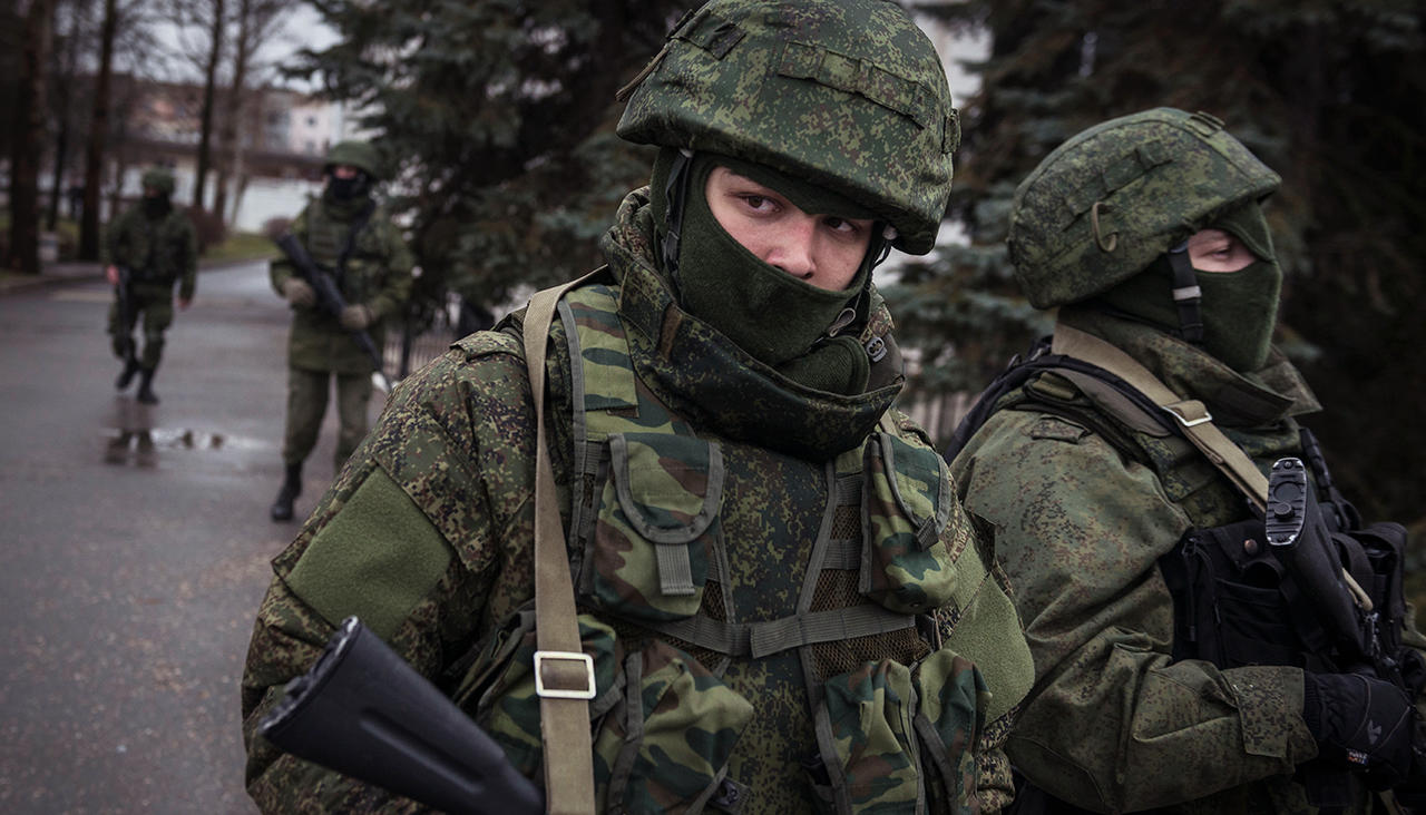 Русские военные научат египетский спецназ сражаться сИГИЛ