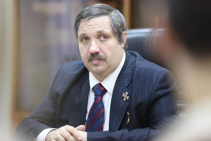 Профессор МГУ Дмитрий Володихин