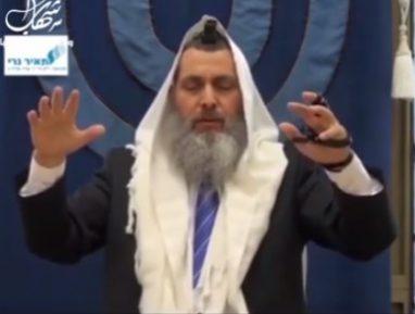 Израильский раввин наслал страшные беды на мусульман (ВИДЕО)