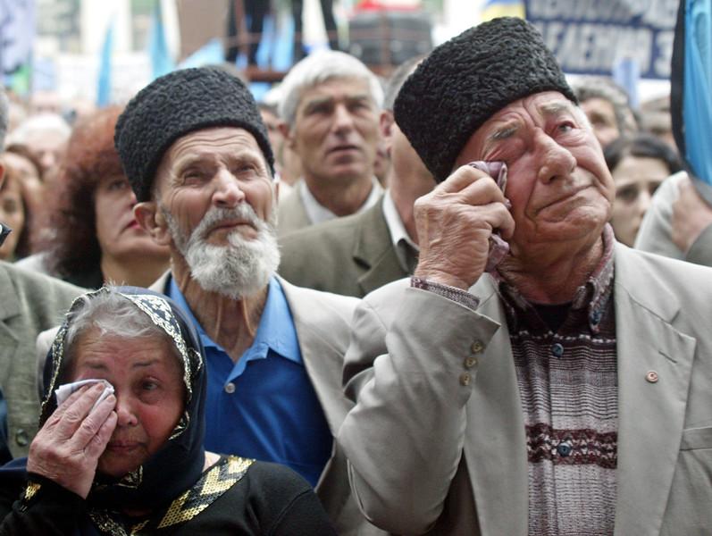 Крымские татары пригласили Путина на Хедерлез