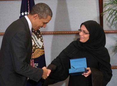 Самая мужественная женщина Саудовской Аравии – кто она?