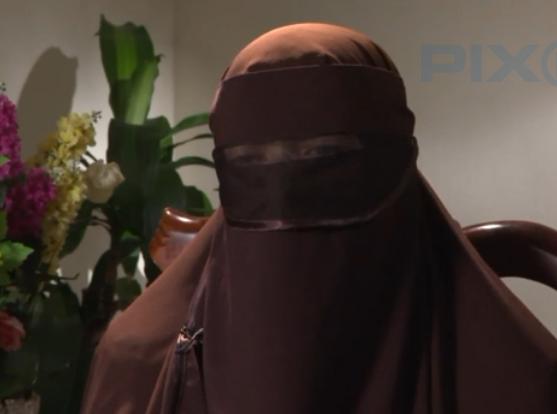 Русская мусульманка в Нью-Йорке