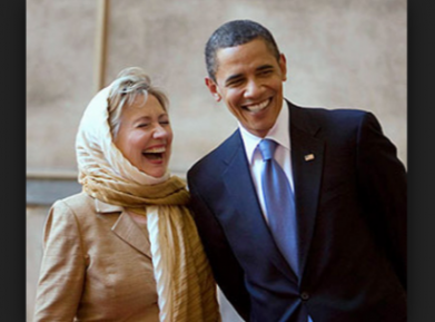 Хиллари Клинтон обратила Обаму в ислам