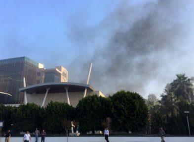 Взорван главный курорт Турции