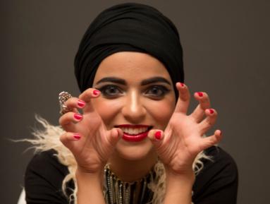 Скромно и в меру жутко – мусульманки соригинальничали к Хэллоуину (ФОТО)