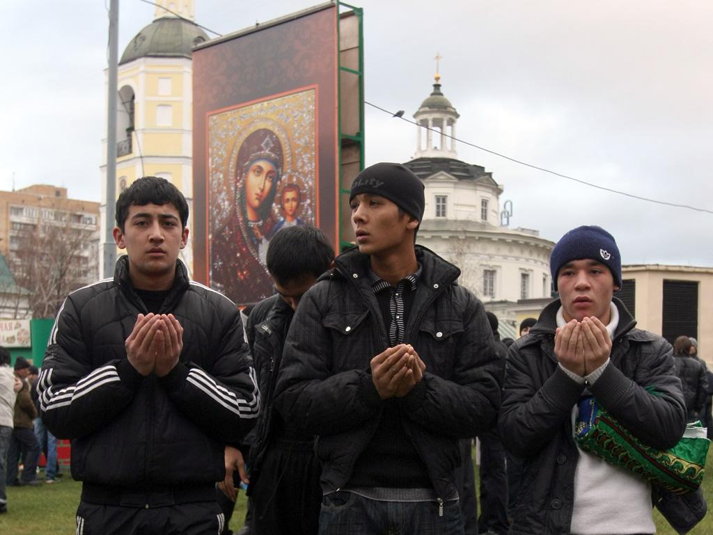 Розжига статья: В Воронеже количество гастарбайтеров за 9 лет выросло в 25
