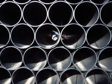 Гнутые трубы: методы изготовления и область использования