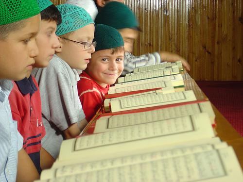 В Москве расскажут, как легко научить ребенка арабскому языку