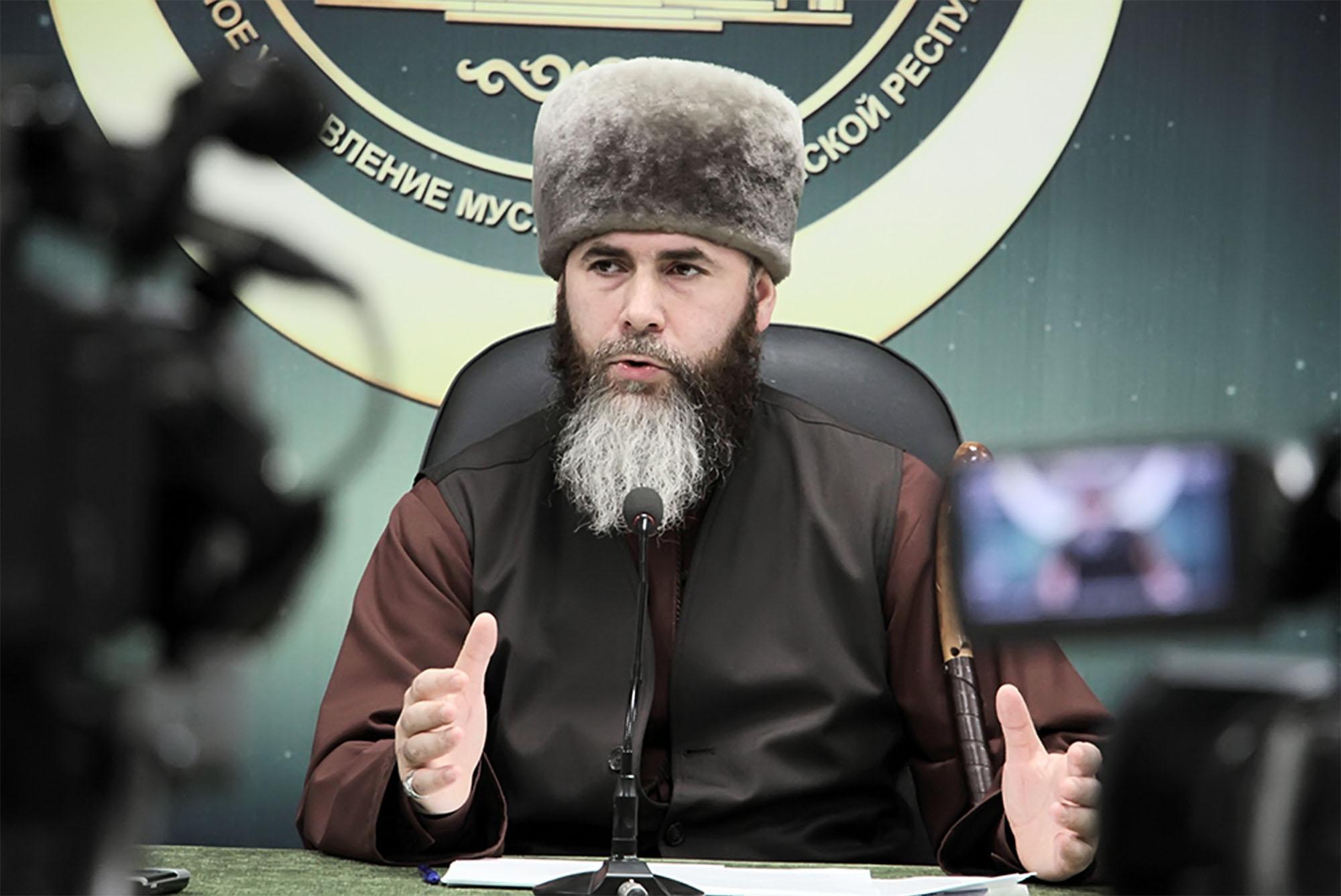 Муфтий призвал называть джихадистов «шайтанами»