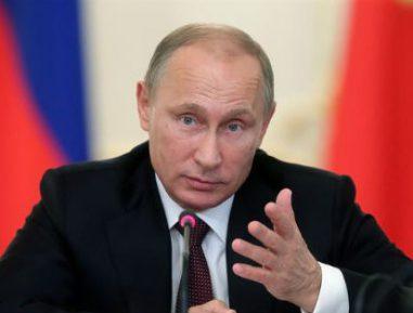 Путин рассказал об играх с боевиками