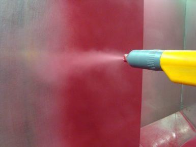 Особенности технологии порошковой покраски металлических изделий