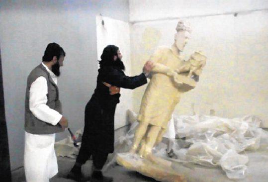 Призывает ли ислам разрушать все статуи?