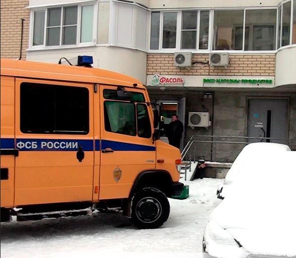 Целями террористов вПетербурге были «Галерея» и«Академпарк»