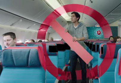 Комиксы от Turkish Airlines взорвали интернет (ВИДЕО)