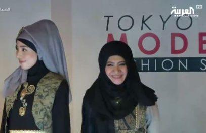 В Японии прошел день исламской моды (ВИДЕО)